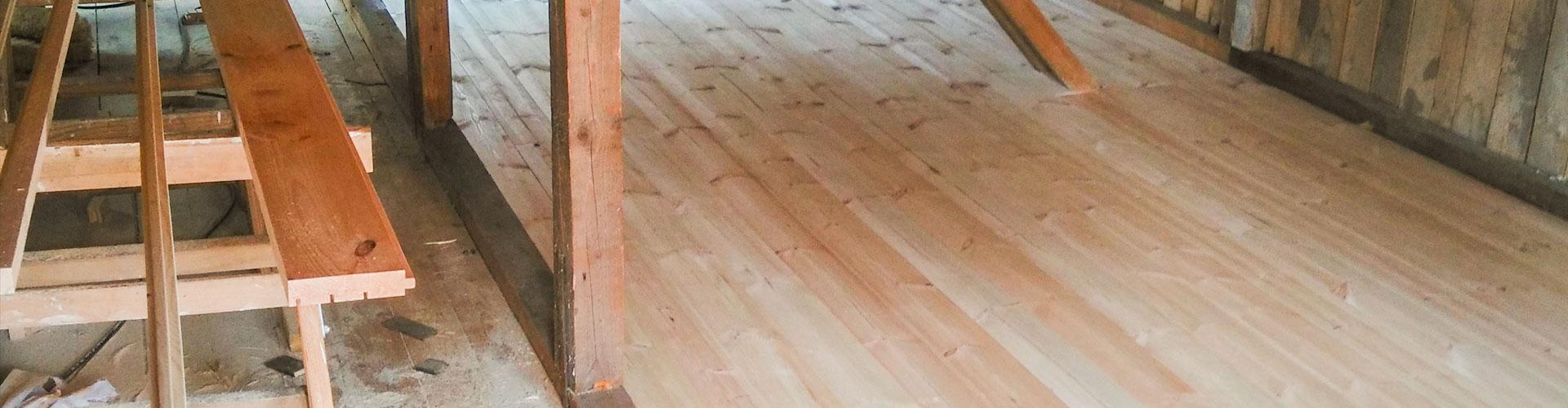 Sanierung - WMK Holzbau und Zimmerei